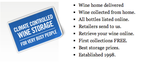 Liquid Assets Wine Storage